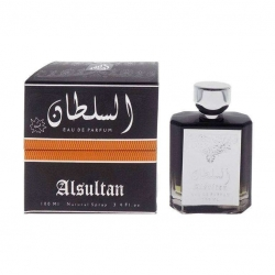 Alsultan by Lattafa, Apa de Parfum arabesc barbatesc, 100ml