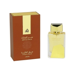 Ser Al Malik by Lattafa, Apa de Parfum arabesc barbatesc 100ml